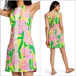 NWT Lilly Pulitzer Fan Dance shift dress